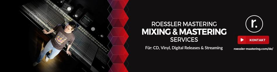 Banner von Roessler Mastering