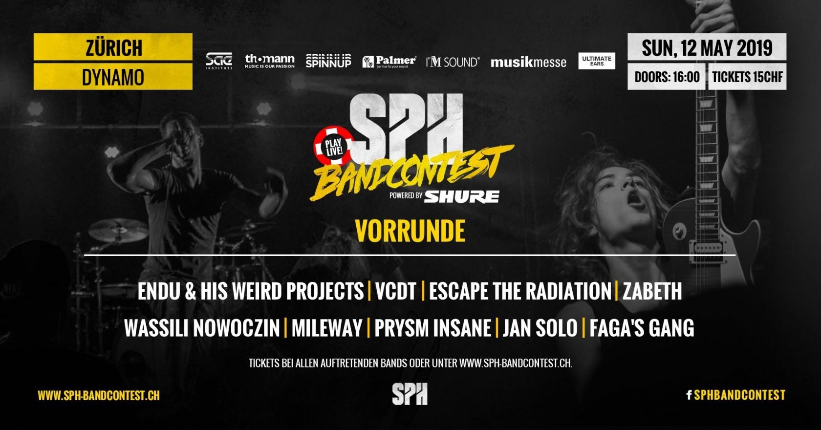 SPH Facebook Flyer